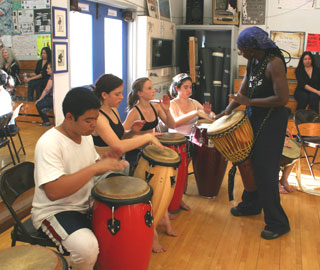 Anindo Drums Class